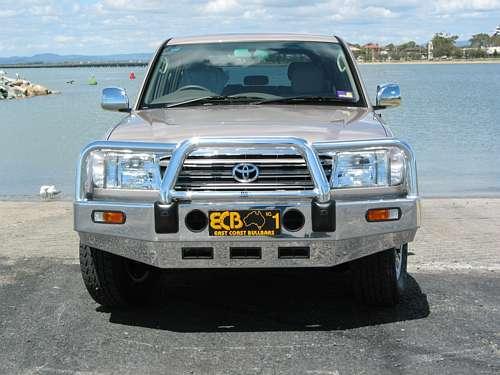 Toyota Land Cruiser 100 Series ...