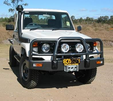 Toyota Land Cruiser 70 - 75 - 78 - 79 Series