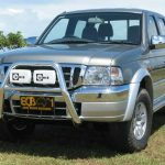 Ford Courier PG