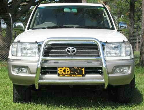 Toyota Land Cruiser 100 Series ...