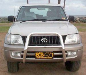 Toyota Prado 90 Series
